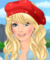 Walk in Paris Dress Up Game