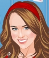 Miley Cyrus Goes to School Dress Up Game