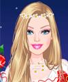 Barbie Vintage Bride Dress Up Game