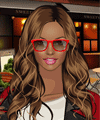 Leather Pants Dress Up Game