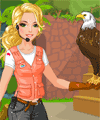 Bird Show Dress Up Game