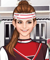 Sporty Sweetie Dress Up Game