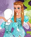 Fashion Studio Fairy Dress Design Game