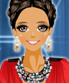 Statement Bling Jewelry Make Up Game