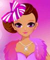 Elegant Purple Girl Makeover