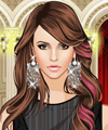 Vampire Diaries Elena TV Fashion Dress Up Game