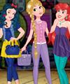 Disney Princess Modern Looks