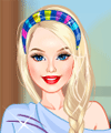 Barbie Popstar Dress Up Game