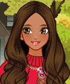 Colors of Fall Dress Up Game