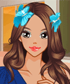 One Shoulder Dresses Dress Up Game