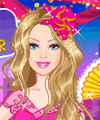 Barbie New Year Eve Dress Up Game