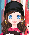 Hanging Out 5 Dress Up Game
