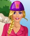 Horseback Barbie