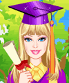 Barbie Graduation Day Dress Up
