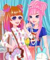 Elsa and Anna Kawaii Trends