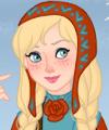 Snow Queen Part 1 Dress Up Game