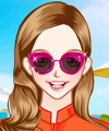 Colors of Rainbow Anime Dress Up Game