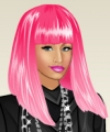 Nicki Minaj Dress Up Game