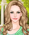 Hint of Mint Dress Up Game