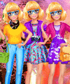Spring Lookbook Dress Up Game