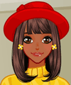 Colorful Winter Dress Up Game