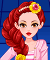Teen Belle Fairy Tale High Dress Up Game