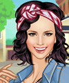 Roman Sandals Dress Up Game