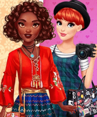 Fashionistas Boho vs Grunge Game