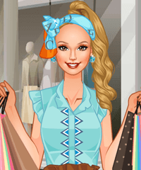 Shopping List Dress Up Game