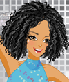 Disco Queen Dress Up Game