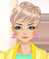 Spring Candy Color Dress Up Game