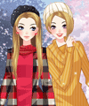 Lily Days Dress Up Game