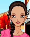 Summer Shopping Dress Up Game