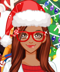 Christmas Gifts Dress Up Game