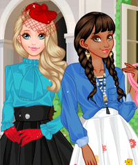 Modern or Classical Dress Up Game