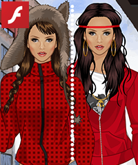 Red Riding in the Hood Dress Up Game