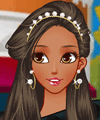 Beading Fashion Makeover Game
