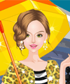 My Umbrella Dress Up Game