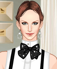 Red Carpet History Dress Up Game