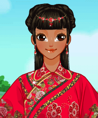 Traditional Chinese Wedding Makeover Game