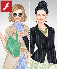 Mixed Styles Dress Up Game