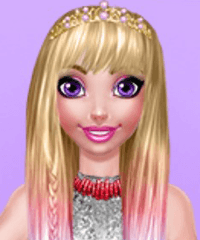 Amy New Look Dress Up Game