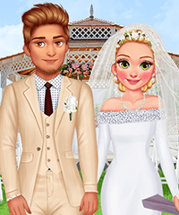 Get Ready With Us Wedding Time Dress Up Game