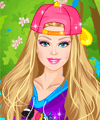 Park Ride Barbie Dress Up Game