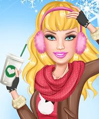 Ellie Winter Makeover Game