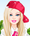 Barbie Golf Dress Up Game
