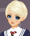Winter School Uniform Dress Up Game