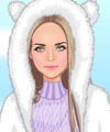 Winter Woodland Dress Up Game