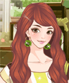 Stylish Sandals Dress Up Game
