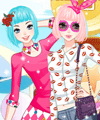 Candy Festival 2 Dress Up Game